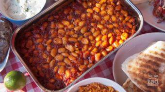 Greek gigantes beans recipe