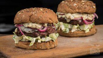Bone marrow burger