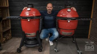 What is the difference between the Kamado Joe Classic 2 and 3?
